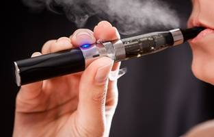 Are e-cigarettes as dangerous to health as ordinary cigarettes?