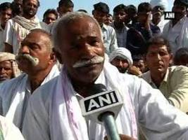 Gujjars continue protest seeking 5% reservation in Rajasthan govt jobs